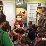 BABAR WITH CURIOUS GEORGE