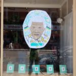 Mandela Window at D&Q