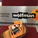 COOKING WITH THE WOLFMAN AT SIMCOE ST BOOKS