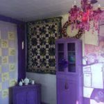 Purple Kitch
