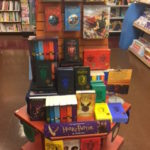 Librairie Moderne: HP 20th anniversary display