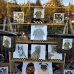 Brome Lake Books - Rover Window