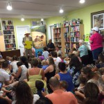 BABAR CURIOUS GEORGE EVENT